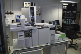 GC instrumentation at The Open University