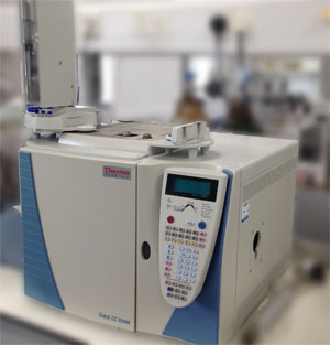 Thermo instrument in lab
