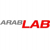 Arab Lab exhibition logo